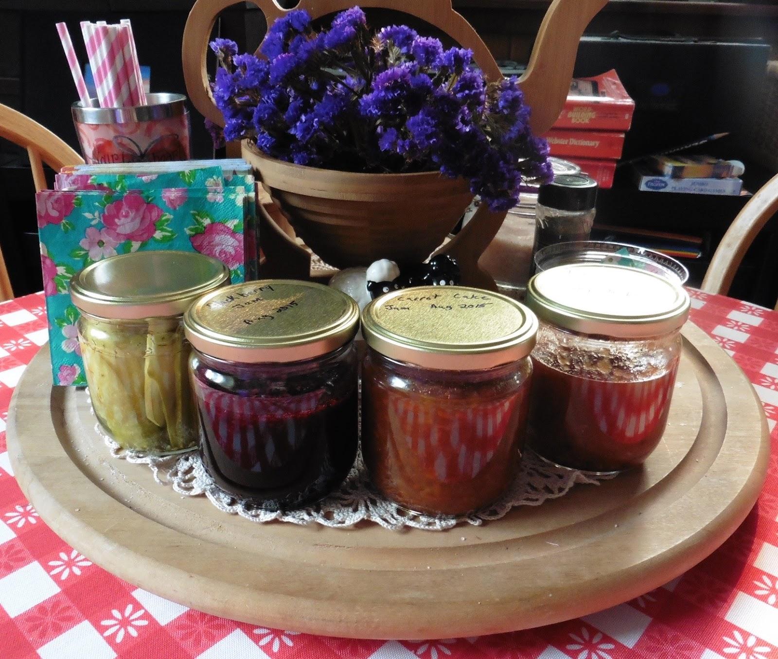 pickled blackberry sauce recipe dishmaps pickled blackberry sauce lime ...
