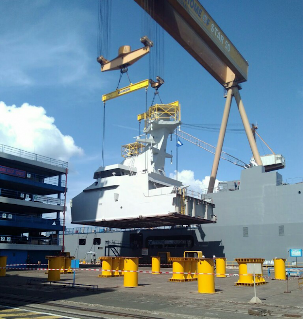 Radar Canggih Fregat Terbaru TNI AL Mampuh Deteksi Musuh Dari Jarak 200 Km