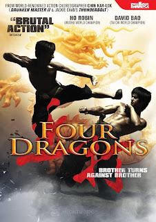 Download Baixar Filme Os Quatro Dragões   Dublado
