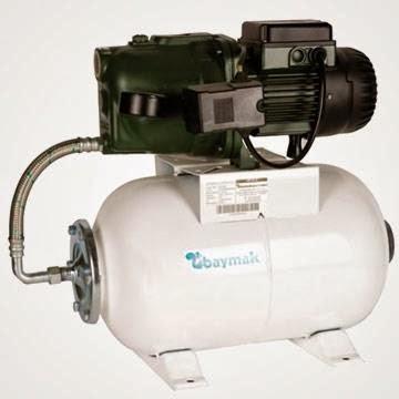 baymak jet serisi hidrofor