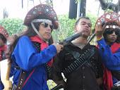 Soldado Cordeiro capturado pelos cangaceiros