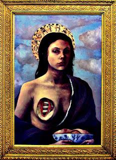 Breasts of the Martyrdom of Saint Agatha