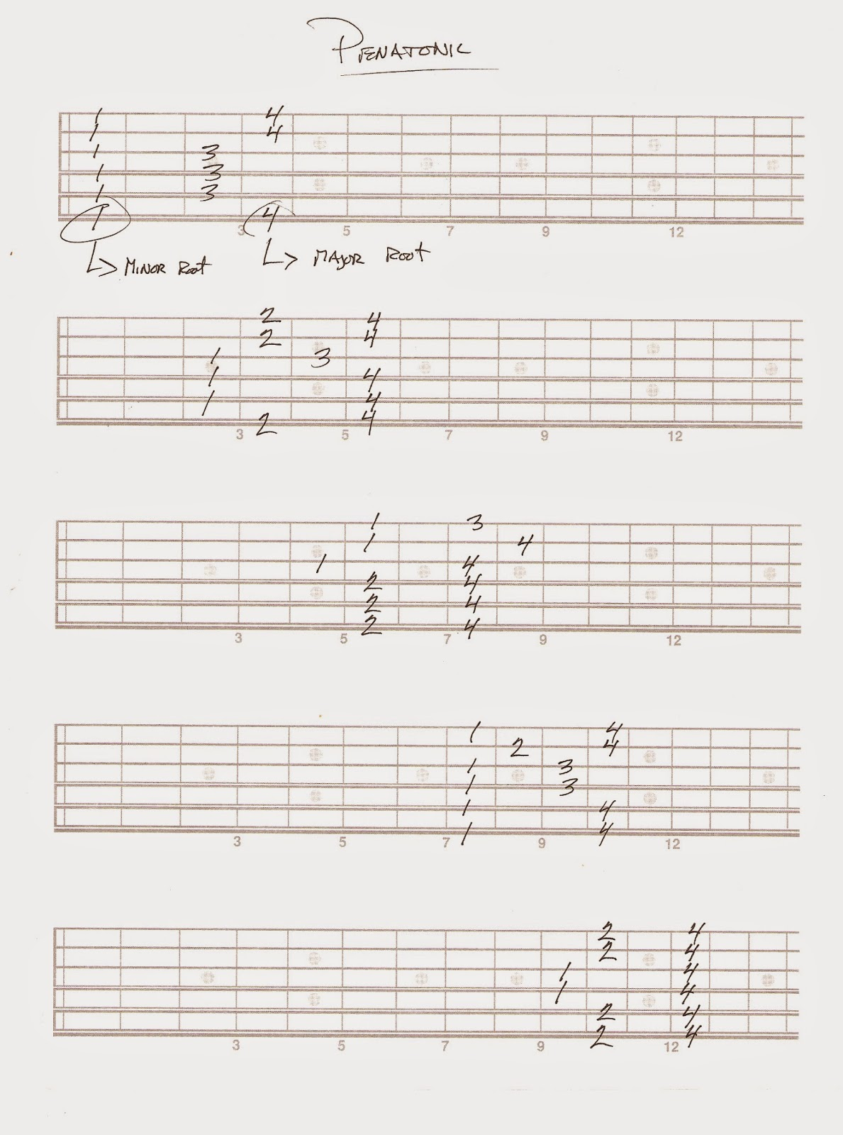 PLHS GUITAR: Simple chords and 15 basic chords for more advanced players.