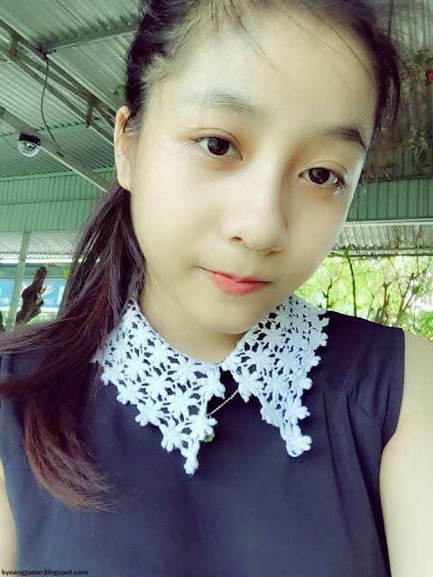 Thí sinh dự thi Nữ Hoàng Cổ Động Phan Quỳnh Như 1