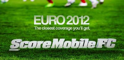 score mobile fc euro 2012 app