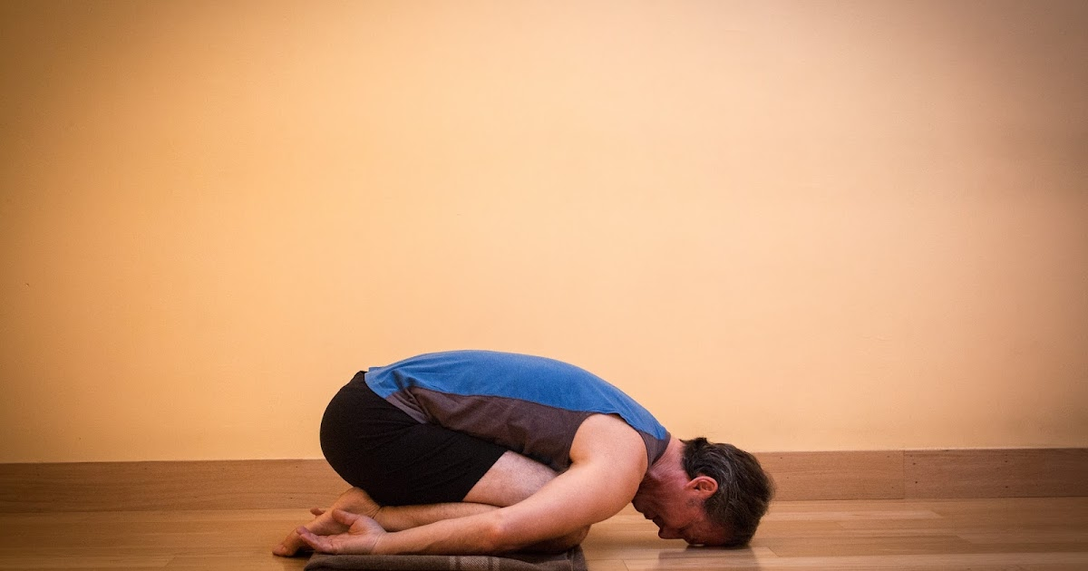 yoga for healthy aging featured pose child s pose balasana
