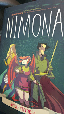 Nimona graphic novel