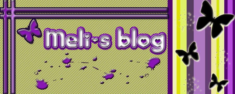Meli's blog
