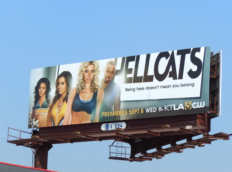 Hellcats season 1 billboard