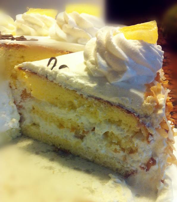Fresh Coconut Cake Recipe Uk
