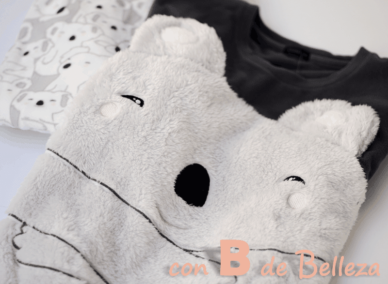 Pijama koala Oysho