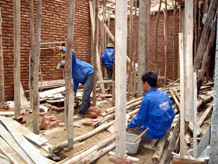 Gia Lai: Khởi tố vụ án, bắt tạm giam các đối tượng phá tài sản của chủ thầu xây dựng