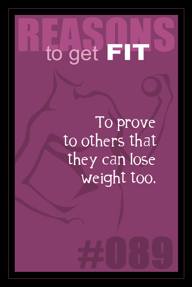 365 Reasons to Get Fit #089