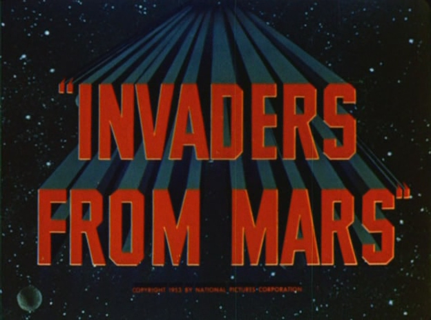 invaders from mars dvd - photo #11
