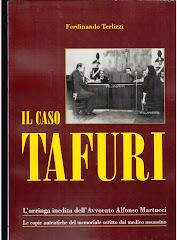 """Si può richiedere una copia del libro """"Il Caso Tafuri"""" all'Autore: ferdinandoterlizzi37@gmail.com"""