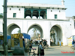 Tripolia Gate in Murshidabad