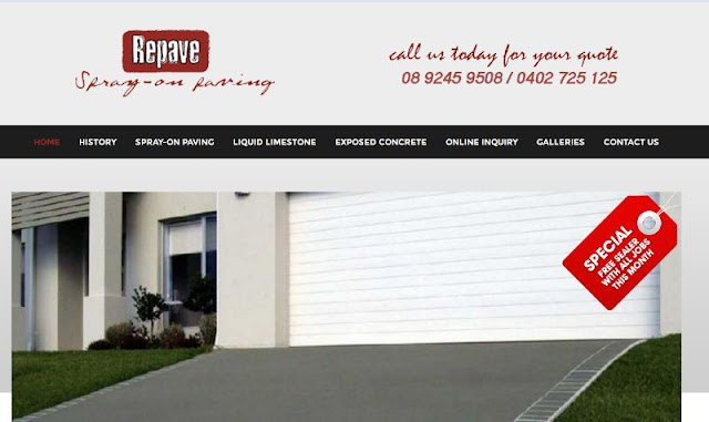trusted repaving experts in WA