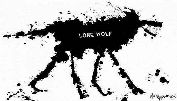 Nick Anderson: Lone Wolf.