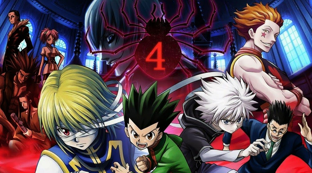 Hunter X Hunter The Movie: Phantom Rouge Sub Indonesia