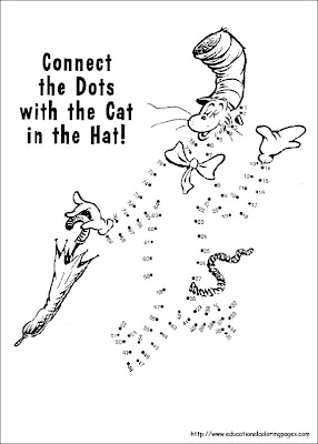 Invaluable image within free printable dr seuss coloring pages
