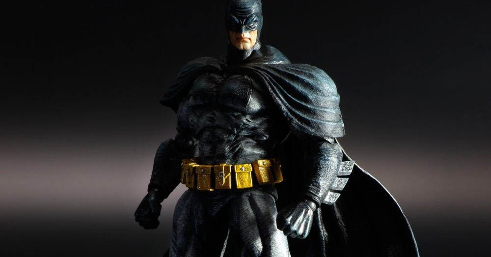 My Movie Review imdb copyright: Batman (1989)