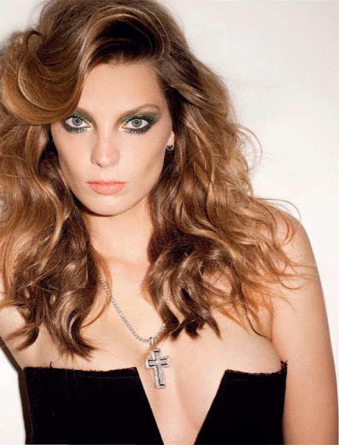 Model Daria Werbowy