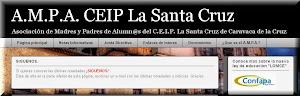AMPA C.E.I.P. LA SANTA CRUZ