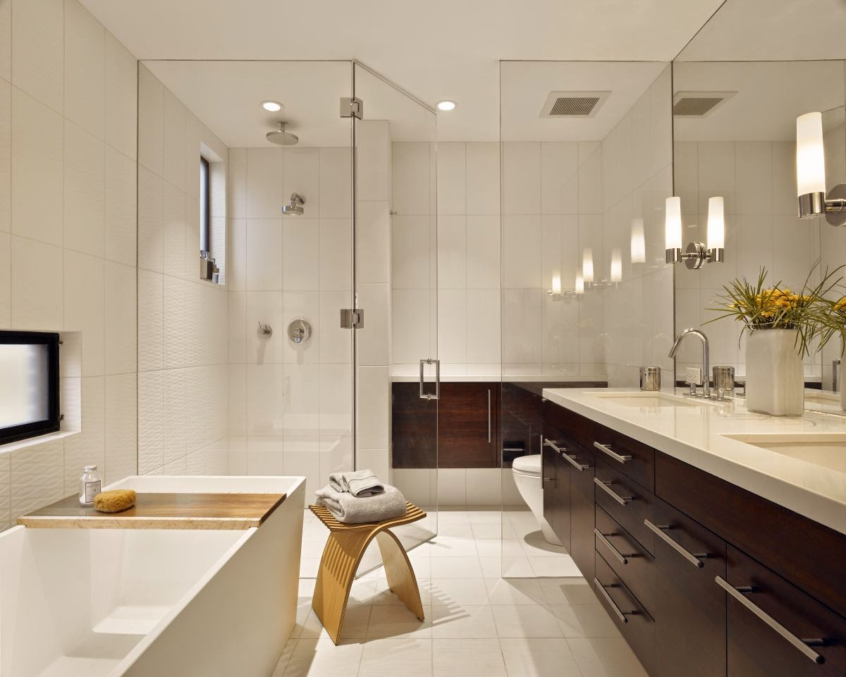 Sample Bathroom Design Minimalist Modern | Minimalist House