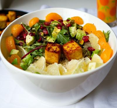 Frutas, Nueces, Semillas, Verduras y Semillas para el Desayuno