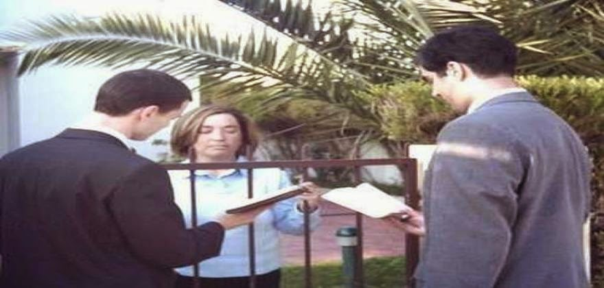 Πρώην μάρτυρας του Ιεχωβά αποκαλύπτει την αλήθεια [βίντεο]