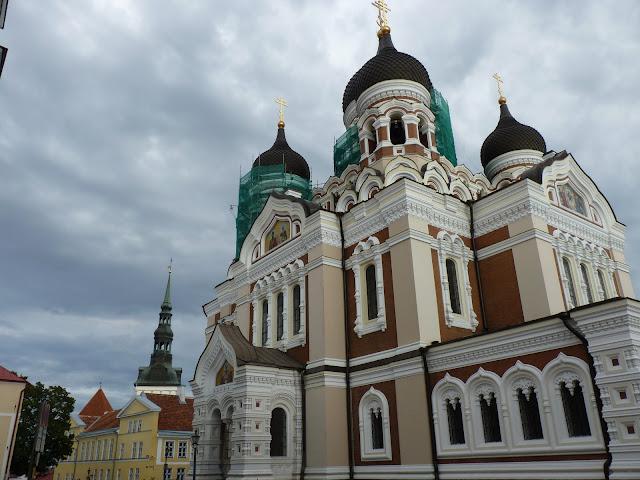 Catedral de Alexander Nevsky, Tallinn