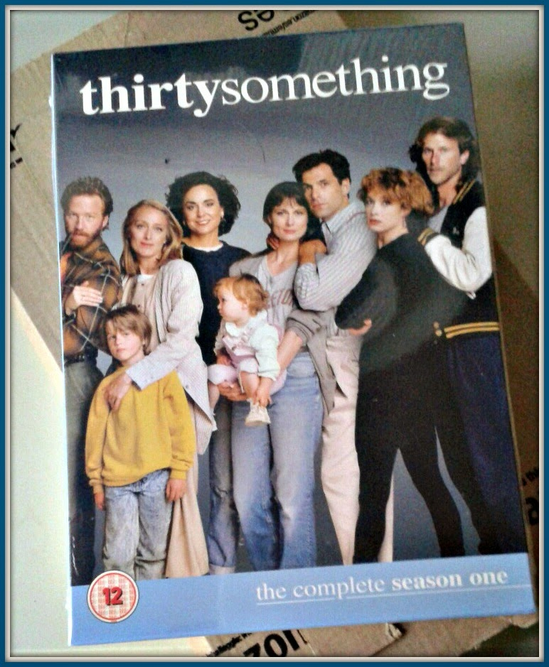 thirtysomething DVD