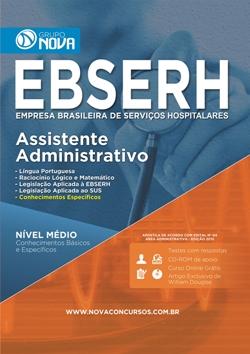 Apostila Concurso EBSERH HC-UFPR 2015 - Assistente Administrativo