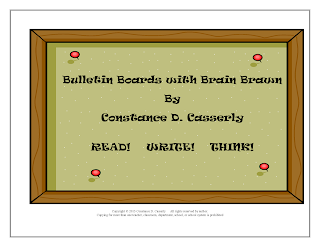 Bulletin Boards with Brain Brawn cover