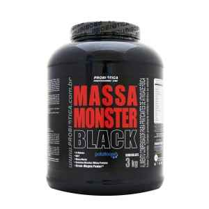 Monster extreme black