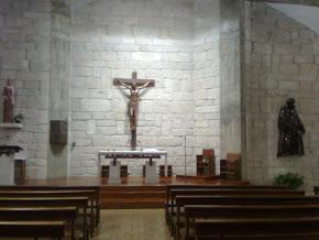 Igreja de S. Paulo do Viso (interior)