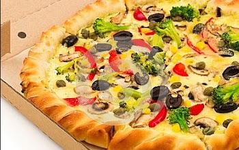 Γιατί οι πίτσες αν και είναι στρογγυλές, μπαίνουν σε τετράγωνα κουτιά;
