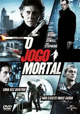 Filme Poster O Jogo Mortal DVDRip XviD Dual Audio & RMVB Dublado