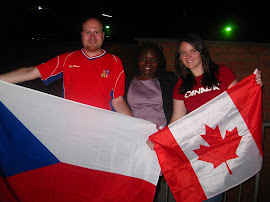 Czech, Uganda, Canada!