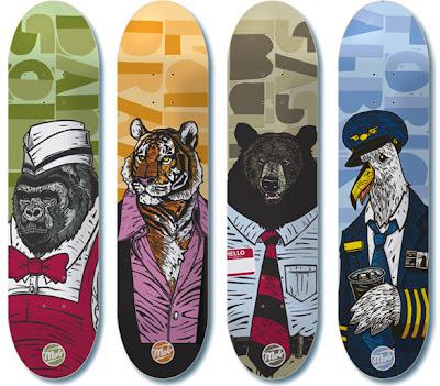 skateboard drawings