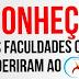 Universidade, Faculdades e Institutos que aderiram ao ENEM 2015