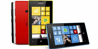 Harga Nokia Lumia 520 di Indonesia