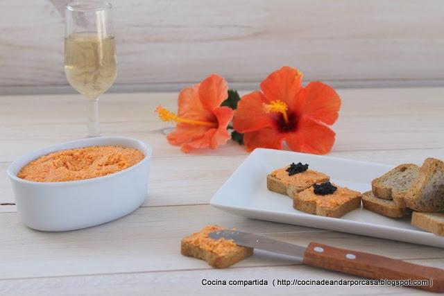 Tiempo Baño Maria Bonito:Cocina compartida: Paté de bonito y surimi