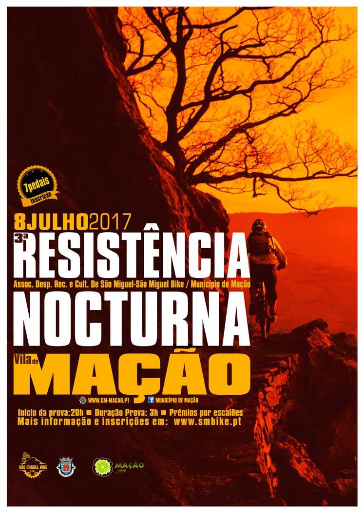 Resistênci Noturna Mação