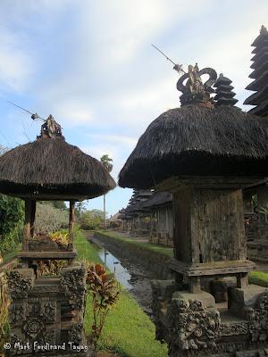 Taman Ayun Temple Bali Photo 11