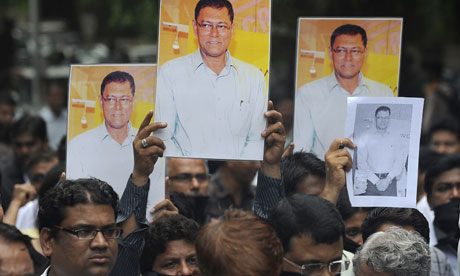 2011-June-Mumbai-journalist-J-Dey-shot-dead-Jyotirmoy-Dey-protest