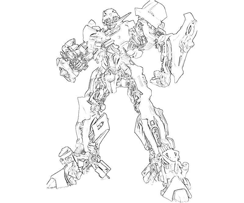 Transformers Fall of Cybertron Bumblebee Run | Mario