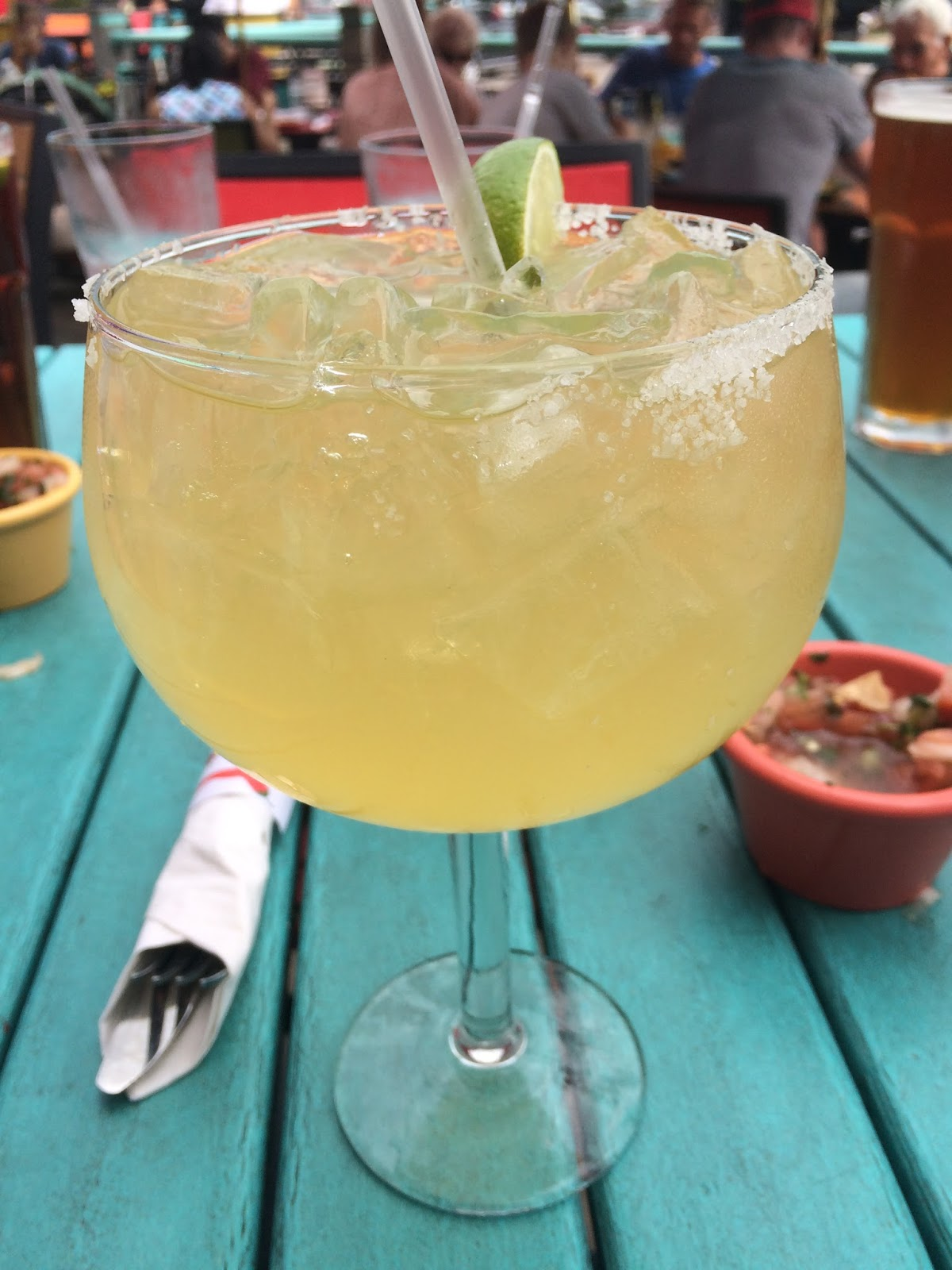 ... July Weekend: Tres Agaves Blanco & Little Angie's Ultimate Margarita