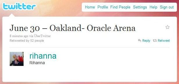 rihanna loud tour 2011. Rihanna#39;s LOUD Tour Will Hit