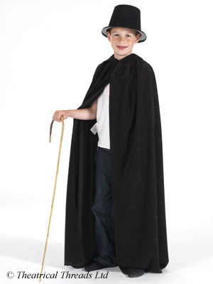 Hooded Cloaks for Kids
